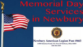 Memorial Day in Newbury