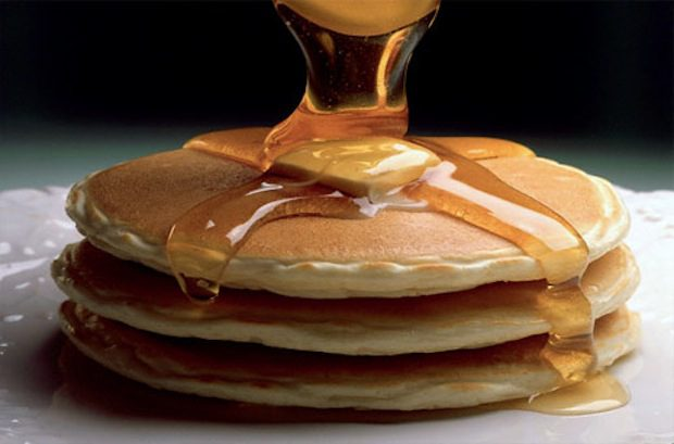 March means pancakes