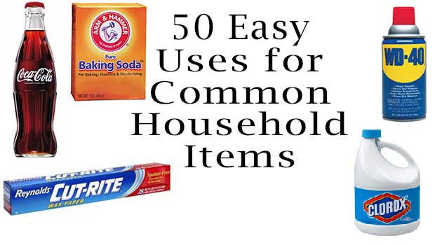 50 Easy Uses For Common Household Items Part 2 Geauga News