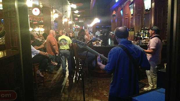 Live music at Danny Boys
