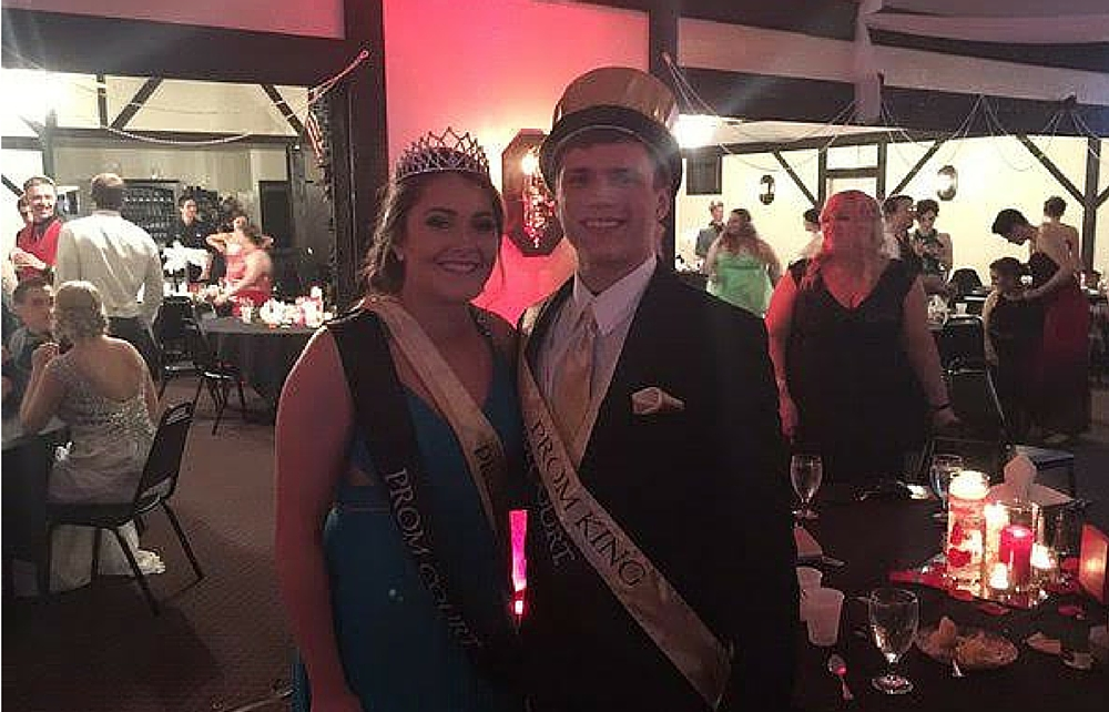 Cardinal High School Names Prom King And Queen - Geauga News