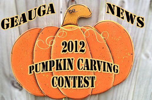 Geauga News 2012 Pumpkin Carving Contest
