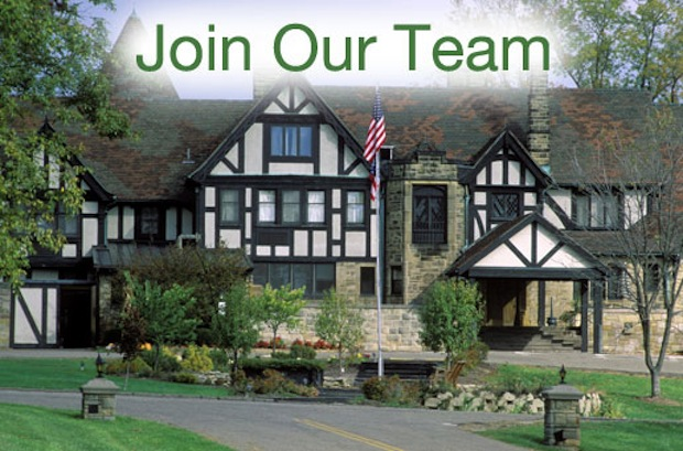 Punderson Manor Join our Team