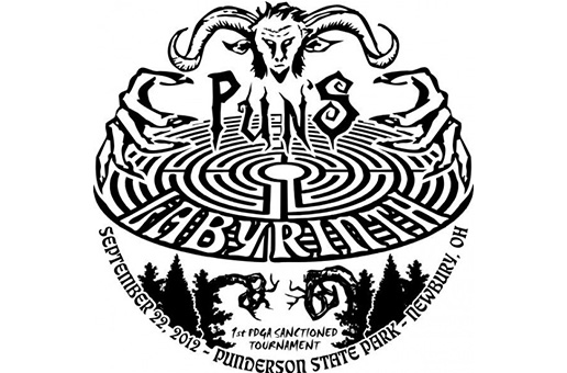 Pun's Labyrinth Disc Golf Event at Punderson State Park
