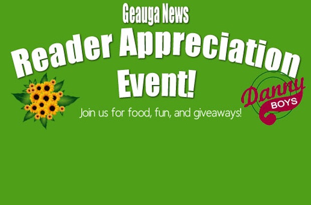 Reader Appreciation Event