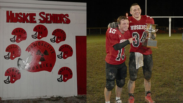 Cardinal Senior night