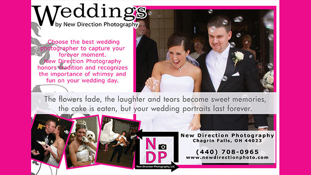 weddings by New Direction Photography