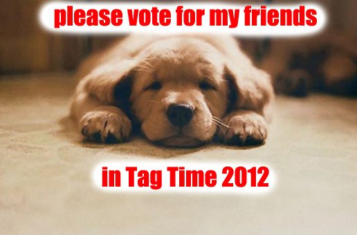Tag Time 2012