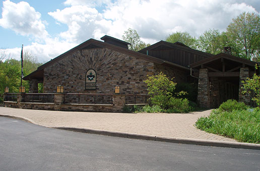 The West Woods Nature Center