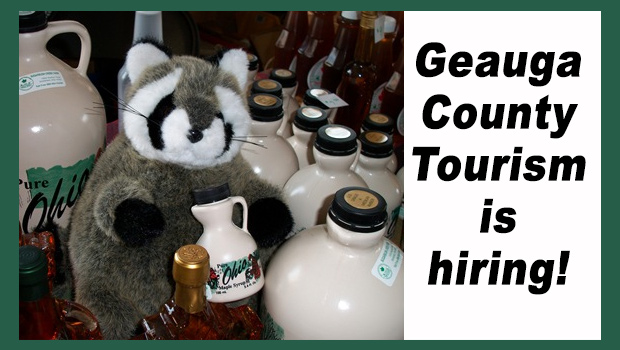 Geauga County Tourism is Hiring